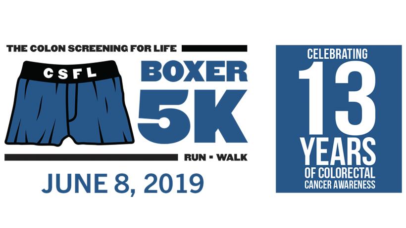 Colon Screening For Life 5k Run Walk